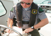 Michigan Department of Natural Resources Conservation Officer